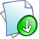 Compfile Black icon