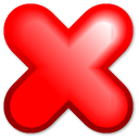 agt, stop Red icon