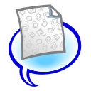 Filetypes MediumBlue icon