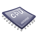 Kcmprocessor DarkGray icon