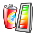 Battery, charging DarkSlateGray icon