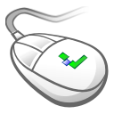 Mouse DimGray icon