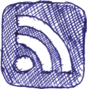 feed, Rss, Atom DarkSlateBlue icon