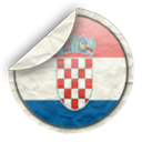 Croatia Black icon