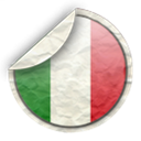 united kingdom, Italia, italy Black icon