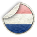 netherlands Black icon
