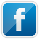 google +, social media, Social, Facebook SteelBlue icon