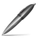 write, Pen, Edit Black icon