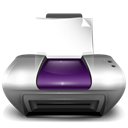 printer, satish Black icon