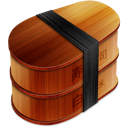wood, Box SaddleBrown icon