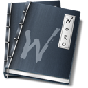 word DarkSlateGray icon