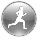 Clicknrungrey Gray icon