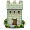 fortress, war, Castle, tower Icon
