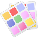 color scheme, renk, Color WhiteSmoke icon