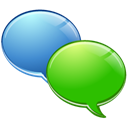 Comment, Protocol, speech, Bubble, irc Black icon