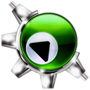 kdevelop Black icon