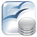 Openofficeorg, base, 20 Gainsboro icon