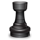 package, strategy, strateji, chess, Games, oyunlarä± Black icon