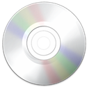 Cdrom, unmount Black icon