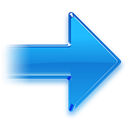 Forward, agt DodgerBlue icon