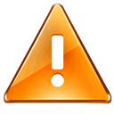 messagebox, warning Black icon