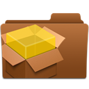 package SaddleBrown icon