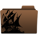 The pirate bay, thepiratebay DarkOliveGreen icon