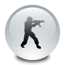 Counterstrike Gainsboro icon