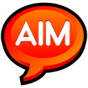 Aim OrangeRed icon