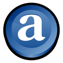 avast, Antivirus SteelBlue icon