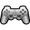 sony, Computer game, controller, playstation 3, Ps Black icon