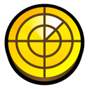 Sweeper, webroot Gold icon