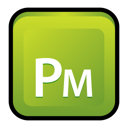 adobe, pagemaker Icon