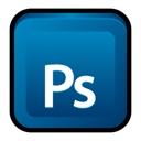 Design, photoshop, cs3, adobe DarkCyan icon