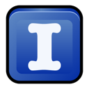 Axialis SteelBlue icon