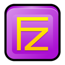 File, zilla MediumOrchid icon
