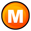 Megaupload Black icon