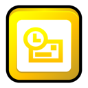 2003, microsoft, office Gold icon