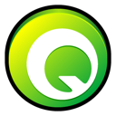 Quark Black icon