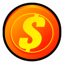 Quicken OrangeRed icon