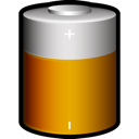 charge, Battery Black icon