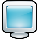 monitor SkyBlue icon