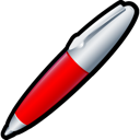 Pen Black icon