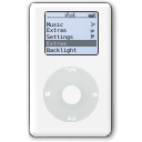 Dev, ipod WhiteSmoke icon