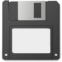 Floppy, Dev DarkSlateGray icon