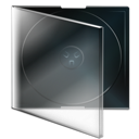 Boite, Cd, vide DarkSlateGray icon