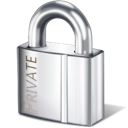 security, safety, Lock, Safe, private, padlock Black icon