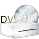 Dvd, Box, lecteur WhiteSmoke icon