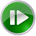 Stepforwardnormal SeaGreen icon
