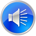 volume DodgerBlue icon